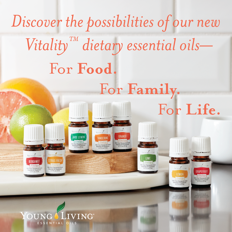 young living oil vitality