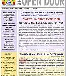The Open Door Newsletter, Oct-Dec 2013